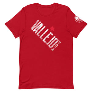 VALLEJO RAISED ME Unisex T-Shirt