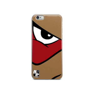 FURY (THE MARTIAL ARTIST) IPHONE CASE