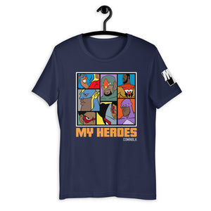 MY HEROES (TEAM UP) T-Shirt