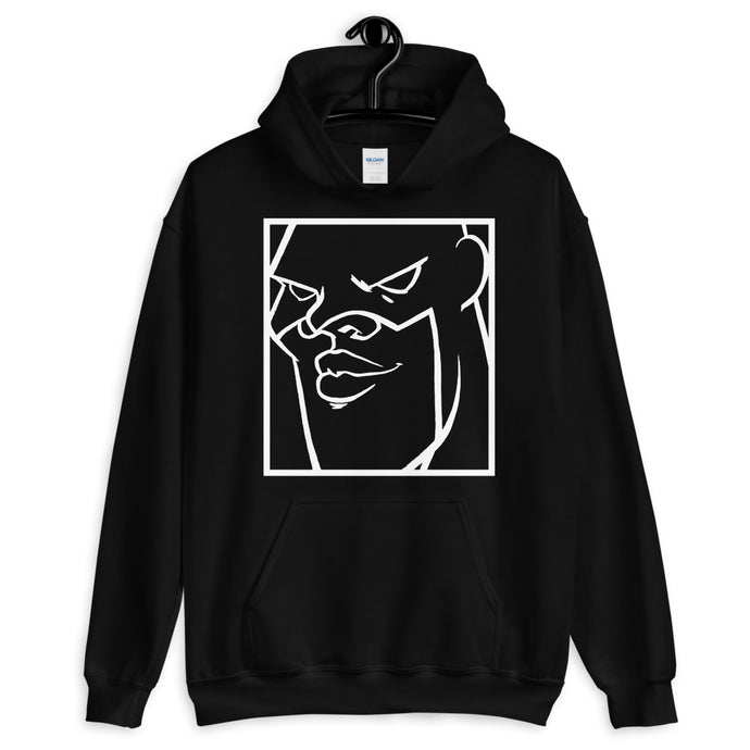 HASE (OUTLINE) HOODIE