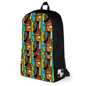 MY HEROES (MOSAIC) BACKPACK