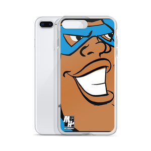 MIGHTY JIM (THE HERO) IPHONE CASE