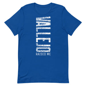 VALLEJO RAISED ME V.3 Unisex T-Shirt