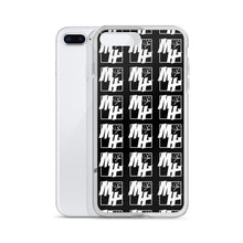 My Hero Logo wall paper v3 iPhone Case