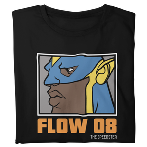 FLOW 08 (THE SPEEDSTER) T-Shirt