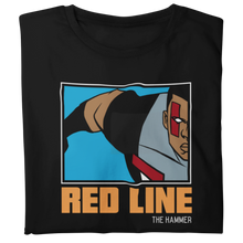 RED LINE (THE HAMMER) T-Shirt