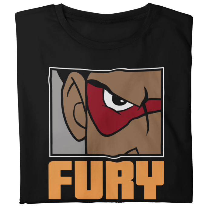 FURY (THE MARTIAL ARTIST) T-Shirt