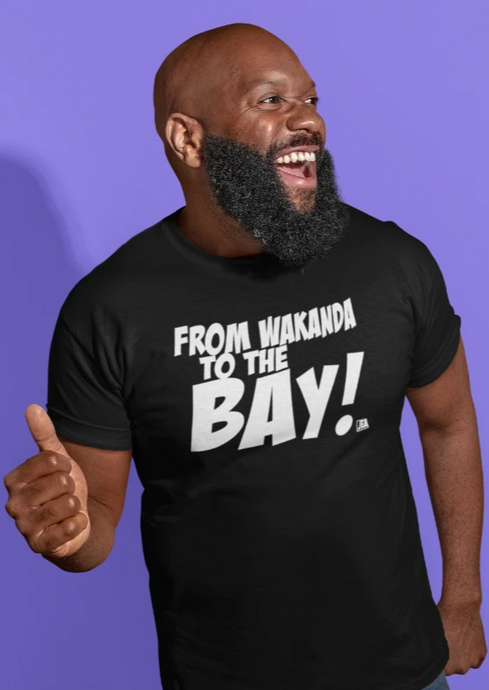 From Wakanda... Men's T-Shirt