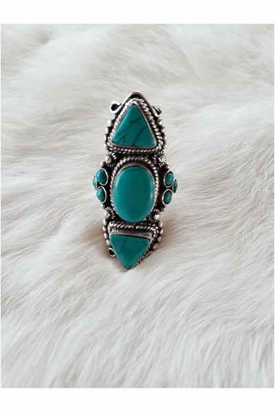 Ringling Turquoise Ring