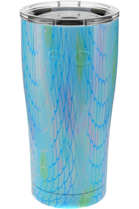 20 oz. Mermaid Scales Sic Tumbler