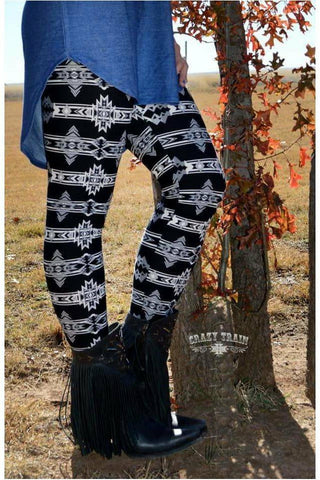 Arizona Aztec Leggings