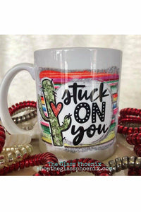 Stuck On You Mug