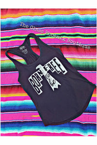 Born To Be Free Tank
