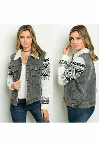 San Juan Tribal Jacket
