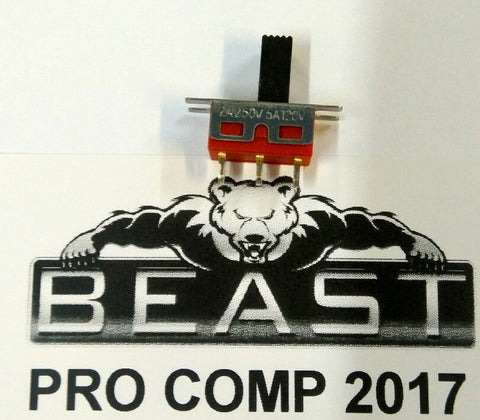 BeastPro UPGRADE: 5A 5amp Switch ✓GEL GUN BLASTER mkm2 m4 SCAR Use with 11.1v - BeastPro Store
