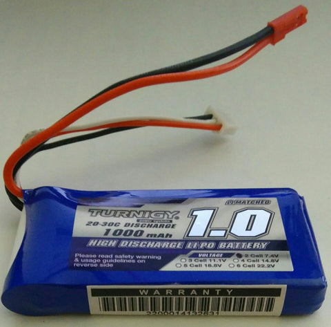 BeastPro Upgrade: Top Quality 1000mAh 7.4v volt ✓GEL GUN BLASTER m4 SCAR etc lipo battery - BeastPro Store