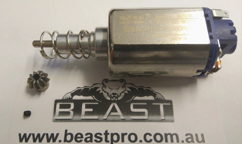 RARE EARTH M4A1 GEN9 GEN 9 BLUE ChiHai 460 TORQUE LONG MOTOR J9 : BEAST UPGRADE