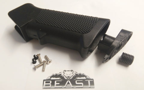 M4A1 GEN 9 GRIP / MOTOR MOUNT 2.0 + SCREW SET : BEASTPRO