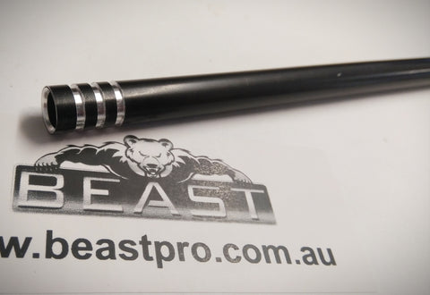 PRO TIGHT BORE BARREL LONG 43cm/7.1mm/9.5mm FPS INCREASE! M4A1 GEN8 , SCARV2 ETC : BEASTPRO