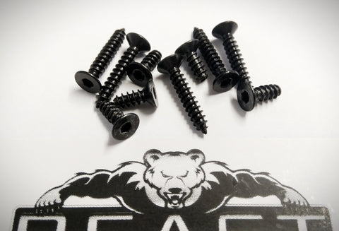 GEN9 GEN10 GEARBOX SHELL SCREW SET  : BEASTPRO GEL BALL GUN BLASTER