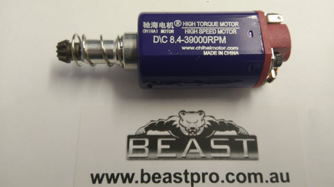 CHIHAI NXT LVL 480 LONG MOTOR 49,000rpm @ 11.1v FIT LOTS : BEAST UPGRADE
