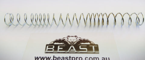 SLV 1.2mm UN-EVEN M4A1/SCARv2/UMP45/MP5V2/GEN9,10/HK416 , UPGRADE SPRING GEL GUN BLASTER  : Beastpro Upgrade