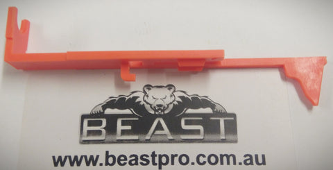 SUPER STRONG  NYLON V2.0 GEARBOX (Inc warintrest) (V2) TAPPET PLATE / PUMP BRIDGE : BEASTPRO UPGARDE GEL BALL GUN BLASTER