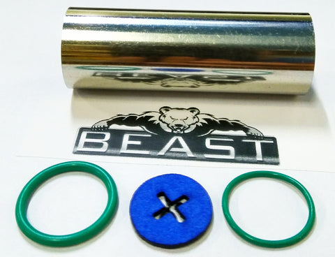 BeastPro UPGRADE: M4A1 GEN8 Stainless Steel Polished Cylinder + Gifts KIT - BeastPro Store