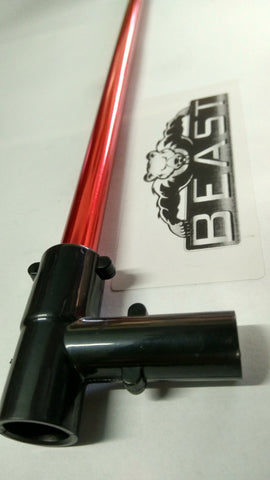BEASTPRO UPGRADE: SCAR V2 (GEN2) 27.5CM ALLOY COMP BARREL + TPIECE for GEL GUN BLASTER - BeastPro Store