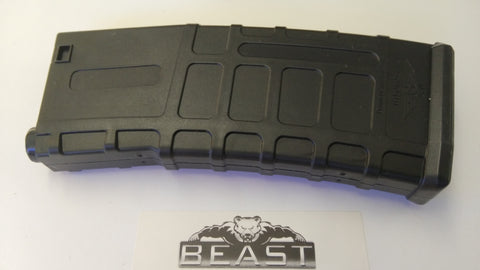 INT M4A1 /SCAR / M4 MAGAZINE MAG BLACK: BeastPro UPGRADES