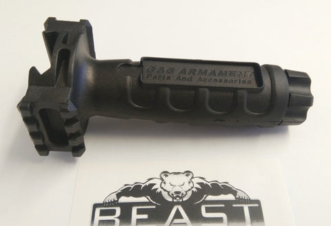 GG front grip PICATINNY RAIL