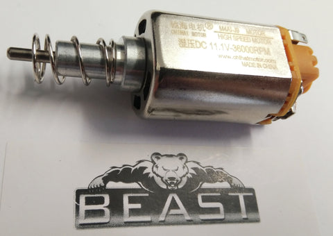 M4A1 GEN9 GEN 9 YELLOW ChiHai 460 TORQUE LONG MOTOR J9 : BEAST UPGRADE