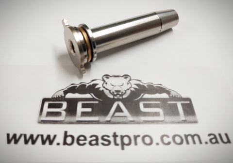 M4A1 GEN9/GEN10/GEN11 UPGRADED ALLOY TAIL / SPRING RETAINER + BEARING KIT PERFECT FIT : BEASTPRO UPGRADE