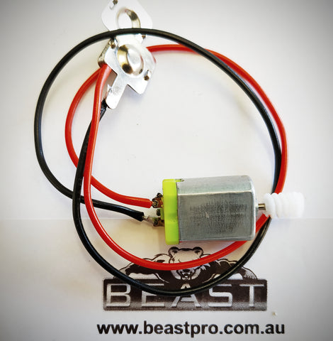 UPGRADED MAG MOTOR AND WIRING : BEASTPRO UPGRADE GEL BLASTER