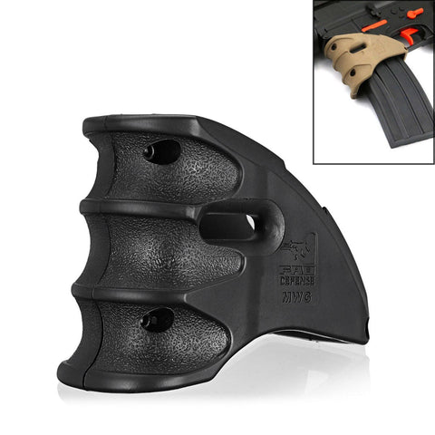 HQ NYLON TACTICAL MAG GRIP M4A1 GEN9 - GEL BALL GUN BLASTER BEASTPRO