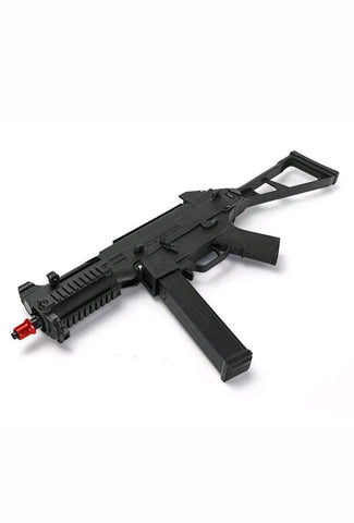 UMP45 TOY BLASTER + MULTI UPGRADE PACKS (INSTALLED) + 11.1V + CHARGER + MORE : BEASTpro
