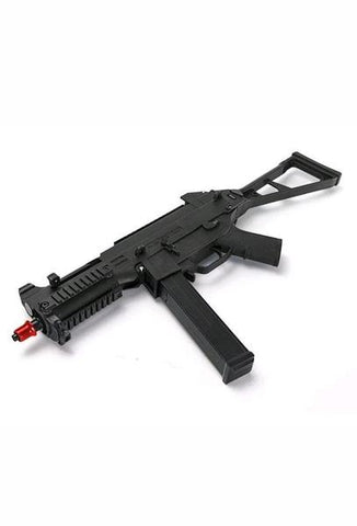CRAZY UMP45 FULL NYLON BLASTER TOY 330+ FPS + STAGE 3.5 NYLON GEARBOX (INSTALLED) + 11.1V + CHARGER + MORE : BEAST