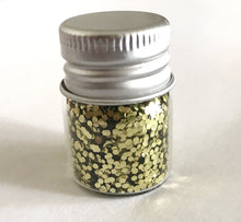 Gold Biodegrable Glitter