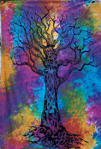 Rainbow Tree - Size Twin
