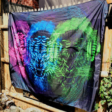 Triple Threat Tapestry