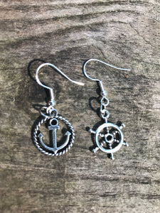 Nautical Earring Set