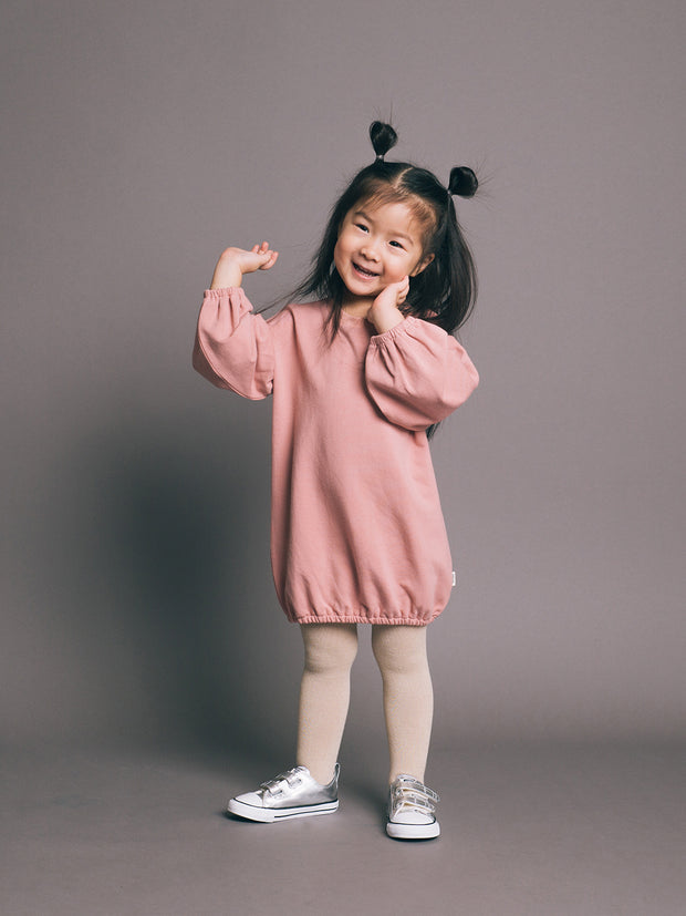 The Bamboo Fleece Dress
