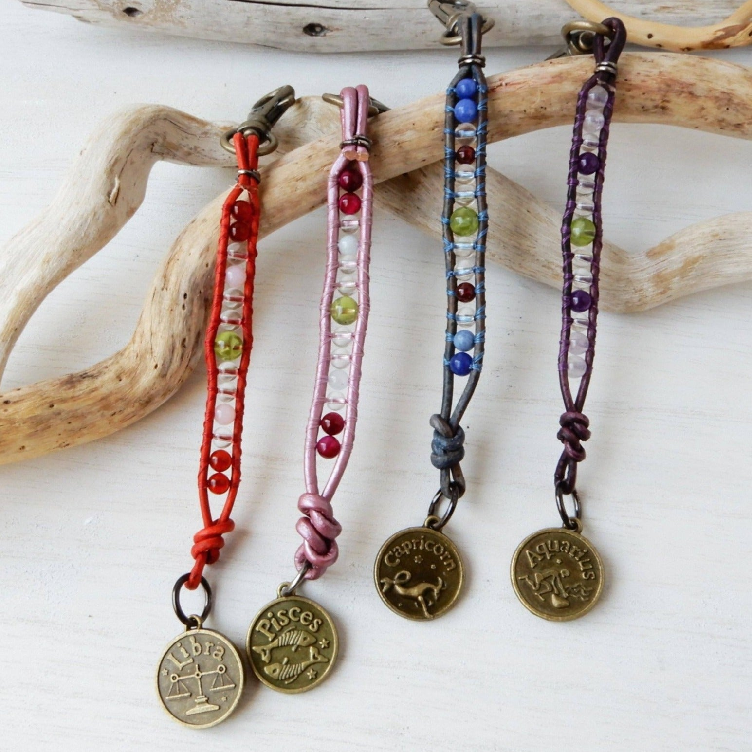Accessory - Sunsign Zodiac Sign Starsign Bag Charm Keychain Strap Decoration Accessory
