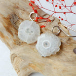SUNSHINE | Solar Quartz Dangle Earrings