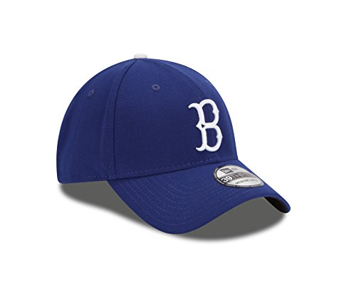 49e738c3a12ab MLB Brooklyn Dodgers Cooperstown Team Classic 39Thirty Stretch Fit ...