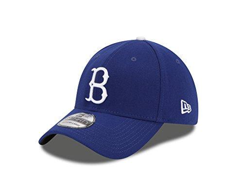 643fa7d5ba949 MLB Brooklyn Dodgers Cooperstown Team Classic 39Thirty Stretch Fit Cap –  TheAvgBaseball