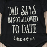 Dad Says I'm Not Allowed To Date Like Ever