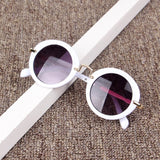 Kids ANTI-UV Round Sunglasses