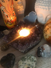 Amethyst Candle Holder 💜