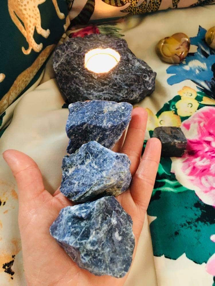 Large Rough Sodalite
